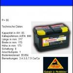Batterie85